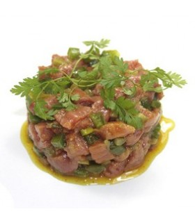 T8 TARTARE POULPE