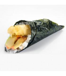 Tm7 Avocat tempura crevettes