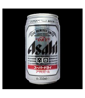 Asahi (bière japonaise) (33d)