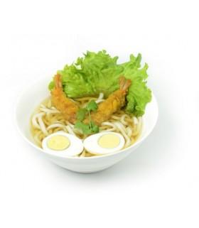 A2 Soupe de Udon aux tempuras crevettes