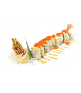 SP8 DRAGON ROLLS